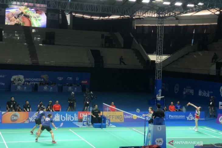 Indonesia Masters 2019, ganda putri Indonesia tembus partai final