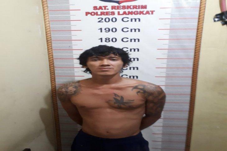 Meresahkan pengemudi, DPO bajing loncat diringkus polisi Hinai Langkat