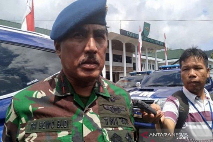 TNI AU Hercules plane transports 88 refugees back to Wamena
