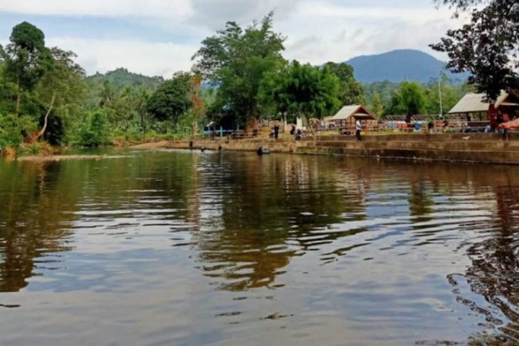 Bungo punya Lubuk Beringin, spot wisata sungai berbebatuan