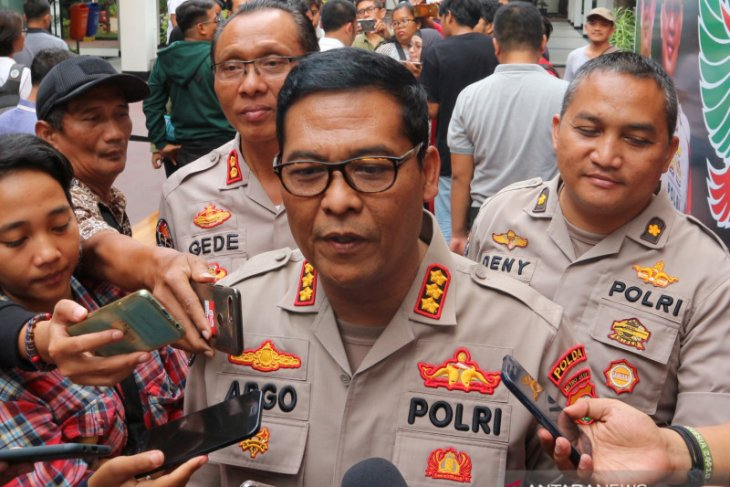 Sekum FPI Munarman disebut dalam kasus penganiayaan penggiat medsos Ninoy Karundeng
