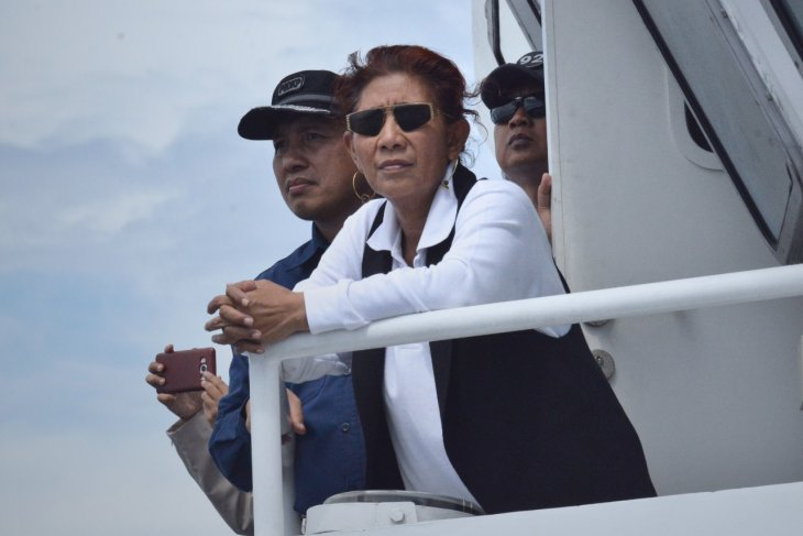Indonesia has sunk 556 illegal boats: Pudjiastuti