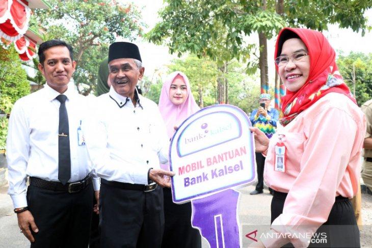 Bank Kalsel bantu perlindungan perempuan dan anak Kabupaten Banjar