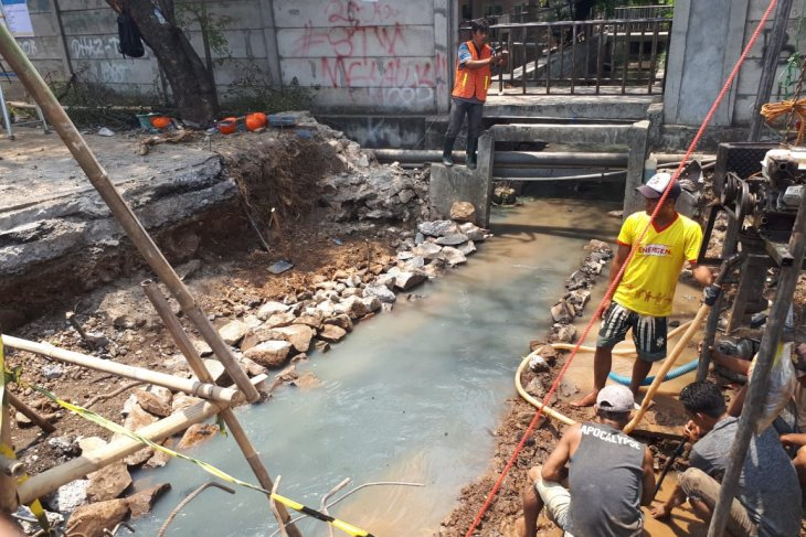 Dinas PUPR tinggikan 19 Jembatan di Kota Tangerang