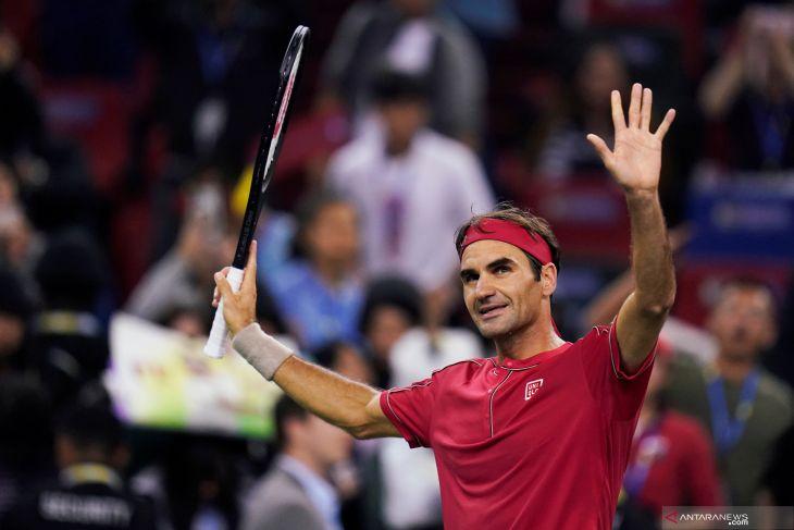 Operasi lutut, Roger Federer menepi hingga 2021