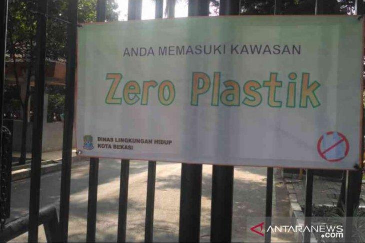 Kota Bekasi targetkan bebas plastik pada 2020