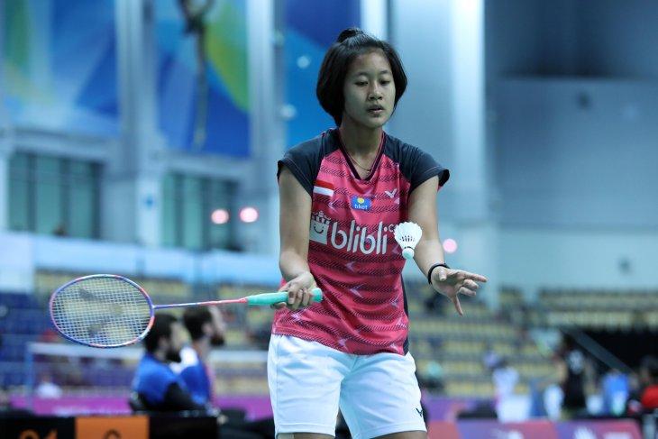 World Junior Championships  - Putri lolos ke babak ketiga  usai kalahkan wakil Malaysia