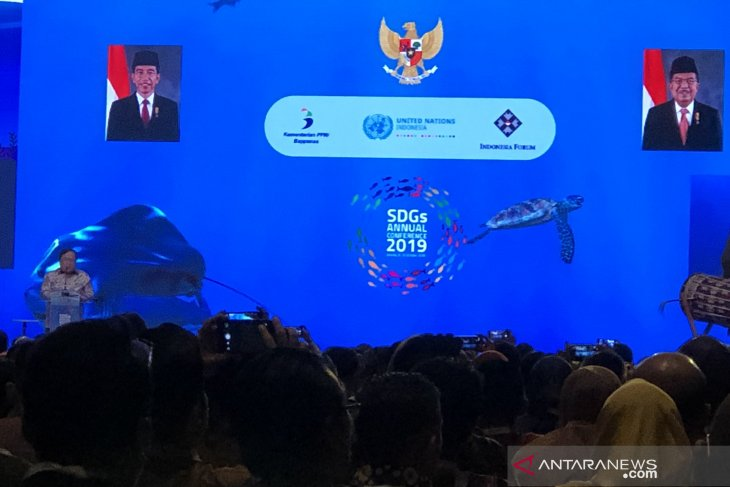 Bappenas holds Annual Conference on SDGs in Jakarta