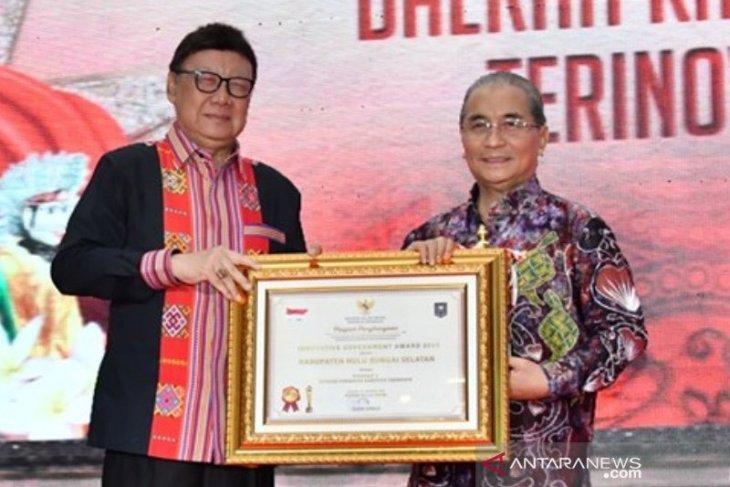 HSS raih penghargaan IGA 2019 dari Mendagri RI
