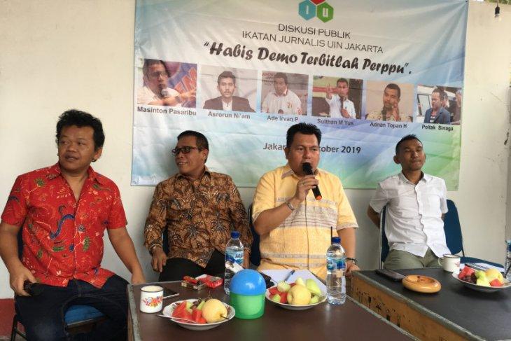 Politikus PPP Ade Irfan Pulungan setujui ancaman mati bagi pelaku tindak pidana korupsi