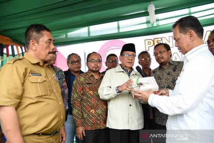Bupati Tapsel: 2021 Perpustakaan Prof Lafran Pane terbaik di Indonesia
