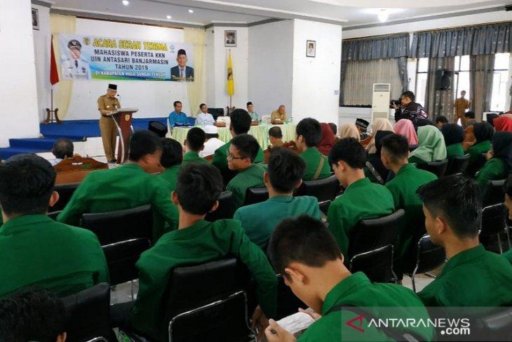133 mahasiswa UIN Antasari KKN di HST