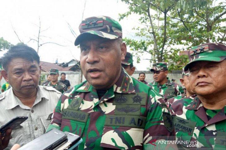 Papua terkini- Pangdam: Pemerintah fokus pulihkan situasi di Wamena