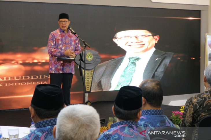 Menag Lukman Hakim Saifuddin : Tingkatkan kualitas pelayanan haji nonfisik