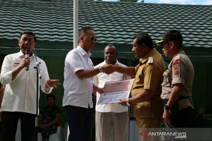 Kementerian Sosial akan memfasilitasi  transportasi pengungsi kembali ke Wamena