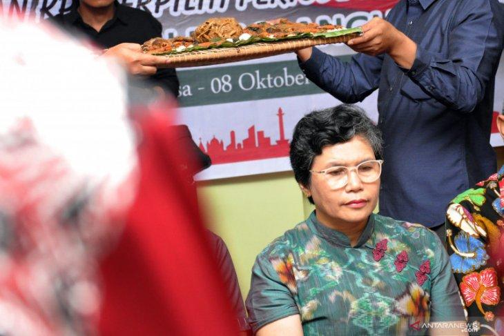 Pimpinan KPK terpilih Lili Pintauli Siregar