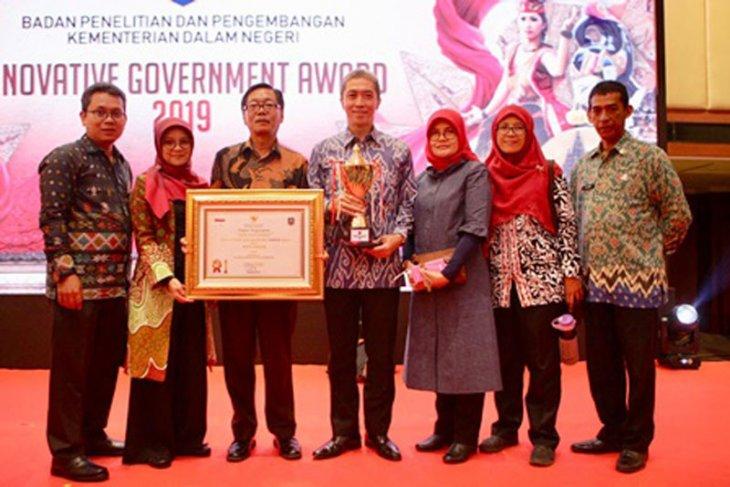 Kota Bogor raih penghargaan IGA sebagai Kota Terinovatif 2019