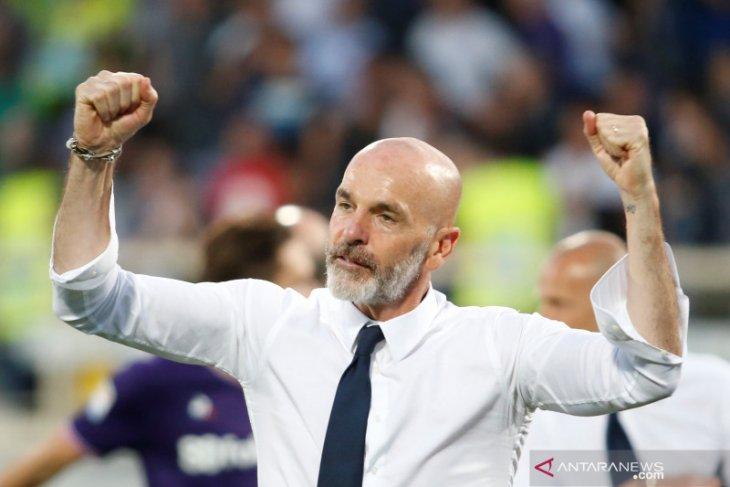 AC Milan resmi kontrak Stefano Pioli dua musim