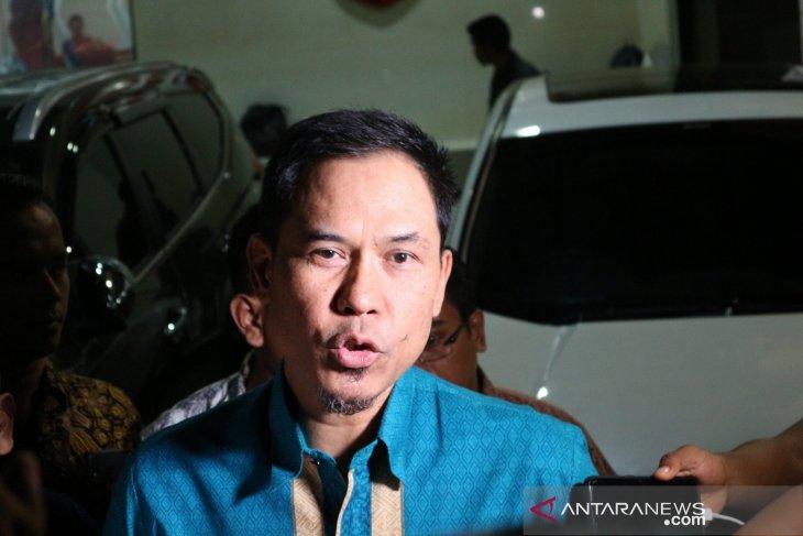 Munarman diperiksa 11 jam dalam kasus penganiayaan Ninoy Karundeng