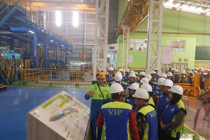 PT Tata Metal Lestari meresmikan pabrik baru di Bekasi