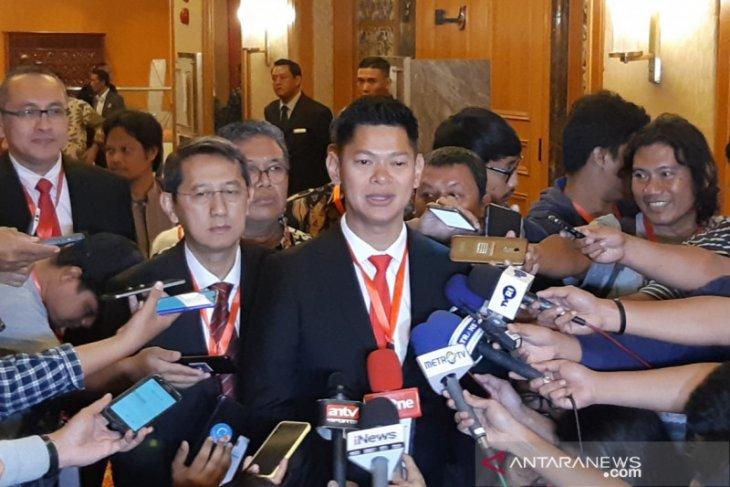 Ketua Umum KOI Raja Sapta bertekad bawa Indonesia jadi tuan rumah Olimpiade 2032