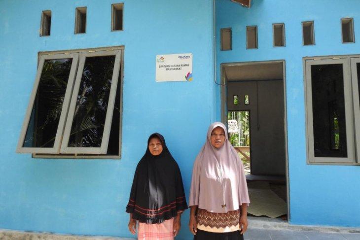 PLN bangun 17 unit rumah dhuafa di  Aceh