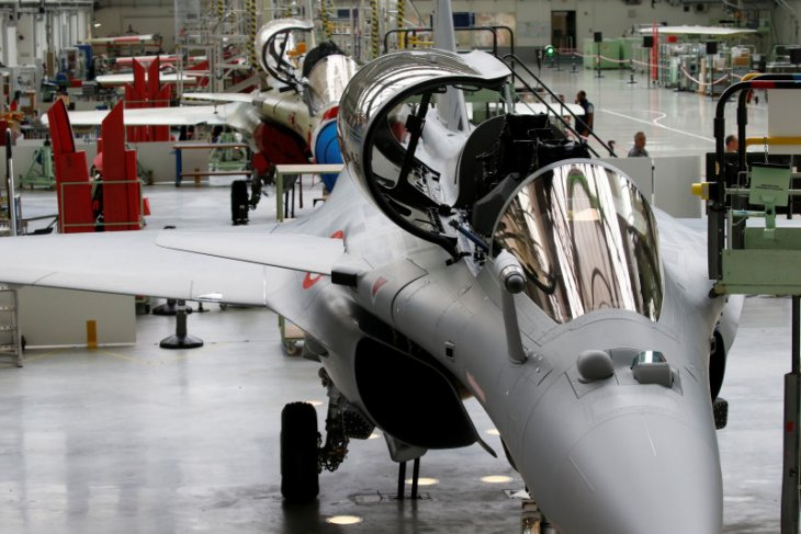 Prancis akan jual 30 jet tempur  ke Mesir