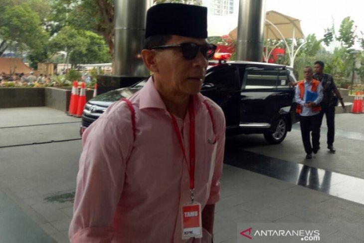 KPK periksa anggota BPK Rizal Djalil sebagai  tersangka