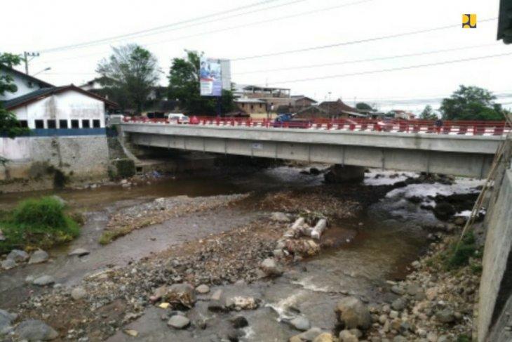 Pemerintah selesaikan bangun jembatan untuk dukung konektivitas Jateng