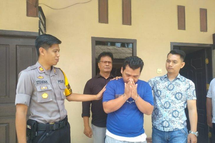 Polisi Jambi tangkap pelaku penipuan buku rapor