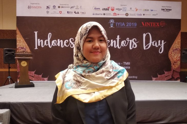 Young innovators showcase work on Indonesia Inventors Day