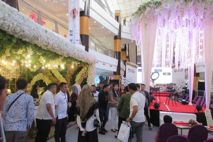 Puluhan peserta mengikuti Wedding Festival 2019  Banjarmasin