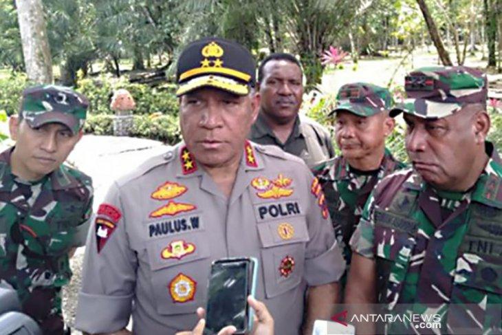 Kapolda: Tidak ada anggota FPI ke Papua