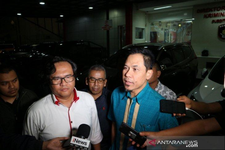 Polisi jelaskan  Munarman diperiksa di Polda Metro Jaya