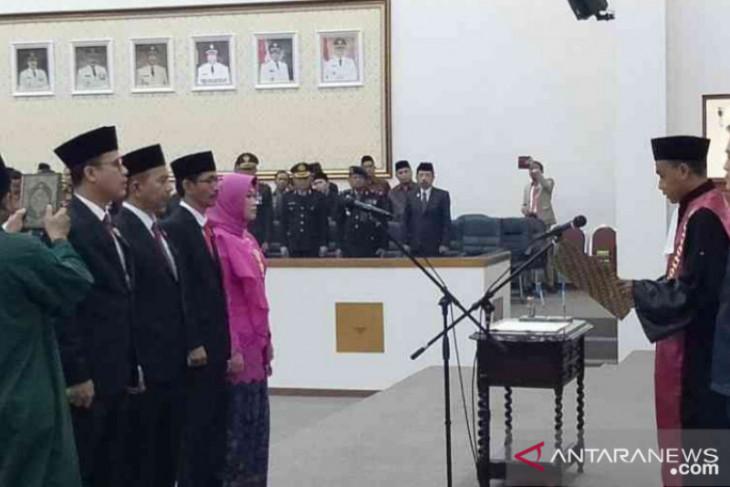 DPRD  Bekasi langsung sahkan tatib dan pimpinan AKD