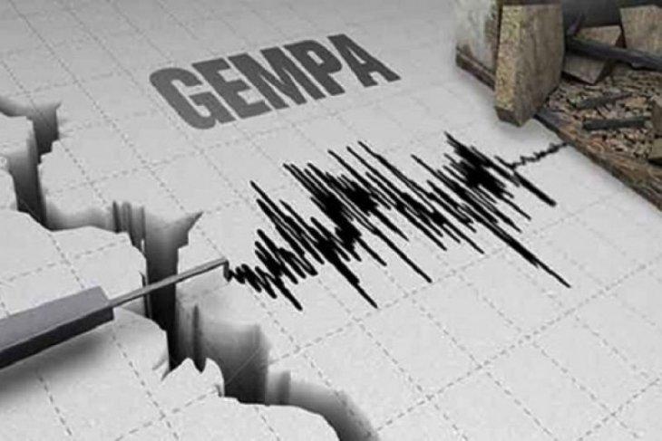 Gempa 52 SR guncang Pulau Ambon