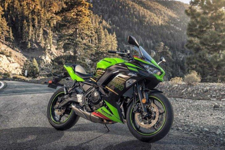 Kawasaki perbarui Ninja 650 edisi 2020
