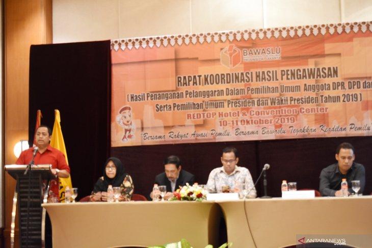 Bawaslu catat dua orang dipenjara akibat politik uang di Jakarta