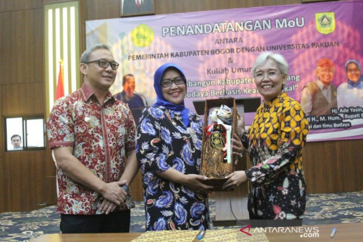 Pemerintah kolaborasi dengan FISIB Unpak majukan pariwisata Bogor