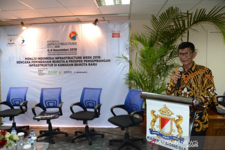 Seventh Indonesia Infrastructure Week on Nov 6