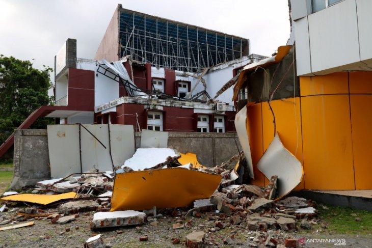 BMKG : Gempa susulan di Maluku capai 1.316 kali