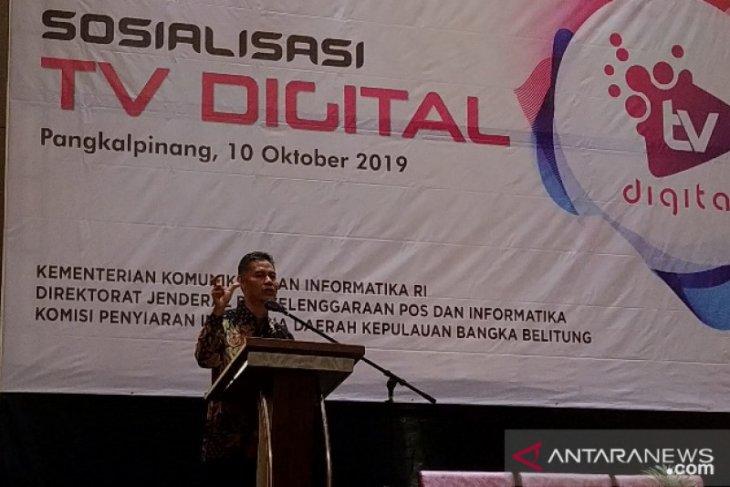 Kemenkominfo: KPID awasi konten televisi jelang pelantikan presiden