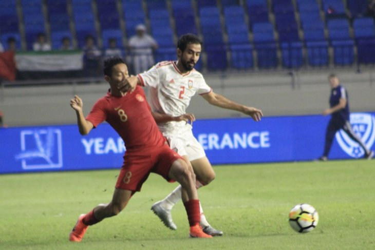Takluk dari UEA, Simon: timnas Indonesia masih terkendala fisik