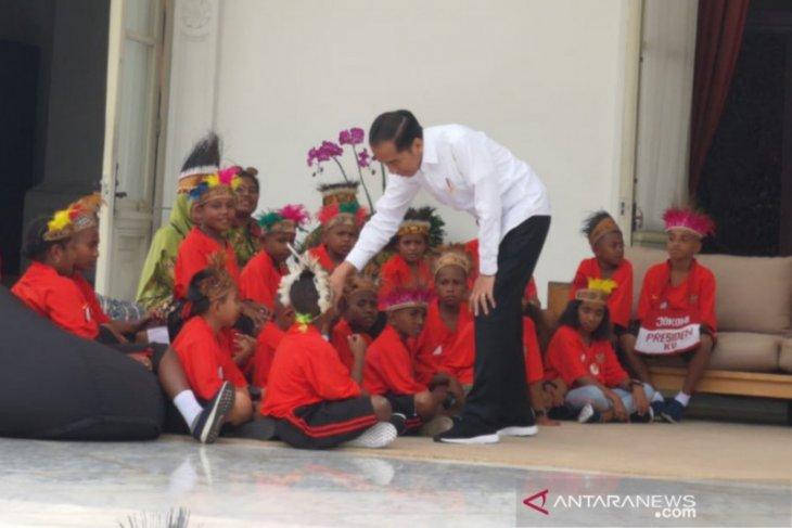 Jokowi confirms total evaluation of Papua's special autonomy status