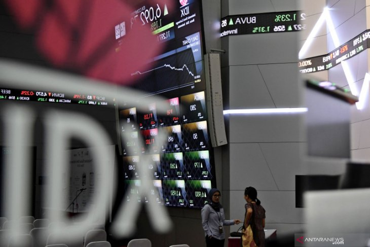IHSG tumbles as regional markets on correction mode on Wednesday