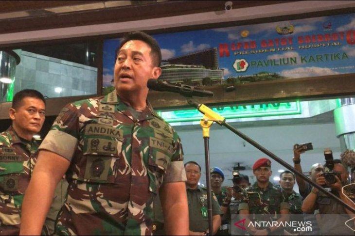 Istri terlalu nyinyir di medsos terkait penusukan Wiranto, Komandan Kodim Kendari dicopot