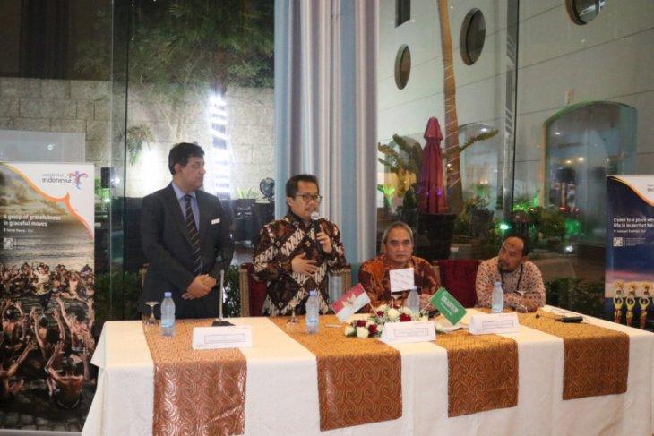 Ministry, Embassy to promote 'Wonderful Indonesia' in Saudi Arabia