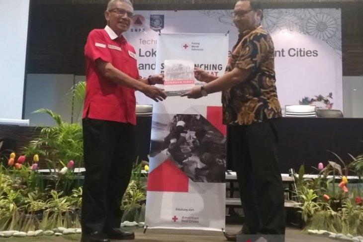 PMI meluncurkan buku panduan Siaga Bencana Berbasis Masyarakat