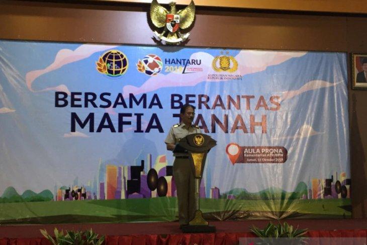 Menteri Agraria: Mafia tanah hambat investasi Rp50 triliun