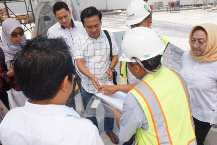 Komisi A : Inspeksi ke SPBU BP-AKR Jalan Pemuda Surabaya sesuai prosedur